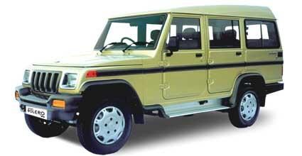 2007 Mahindra Bolero & Scorpio prices revised