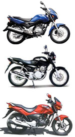 The top 4 Indian Power Bikes