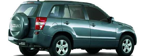 Suzuki grand vitara prijs