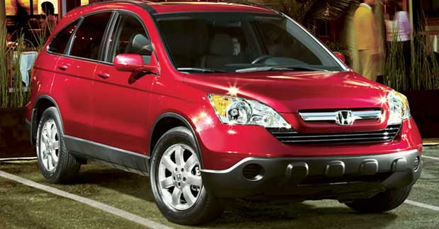 Honda CR-V Best SUV Cars