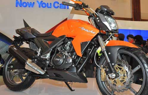 TVS Apache Velocity 160 Review