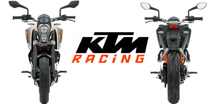 ktm racing bike