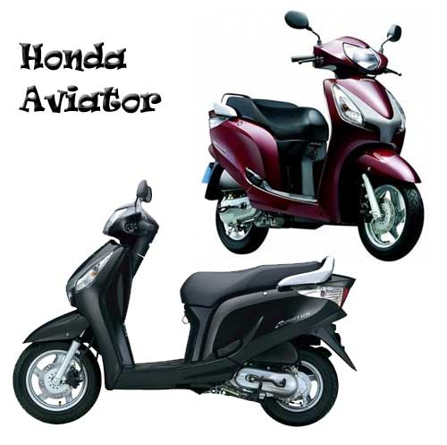 Honda Aviator Review
