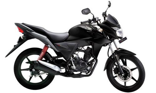 Honda CB Twister Review