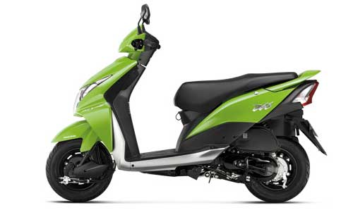 Honda Dio Review