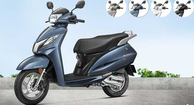 Top 5 Indian Scooters Review for 2014 – 2015