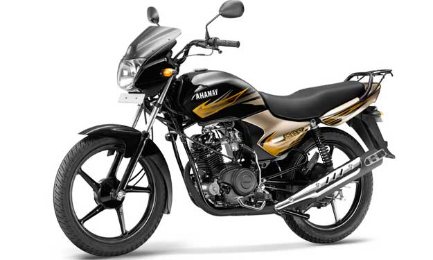 new yamaha ybr110