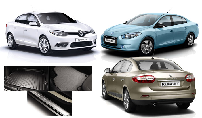 Renault Fluence Review 2015 Fluence Specifications