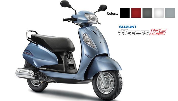2018 suzuki access. contemporary 2018 suzuki access 125 in 2018 s