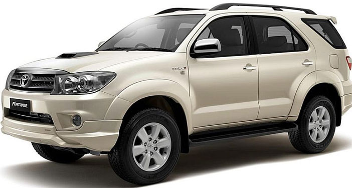 Toyota Fortuner Review, Prices, Mileage, 2015 Specifications