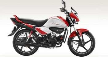 Hero Splendor iSmart bike