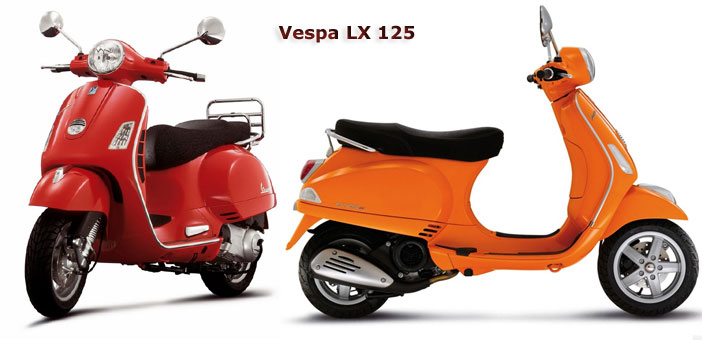 Vespa LX 125 Review - Prices, Mileage, 2016 Specifications
