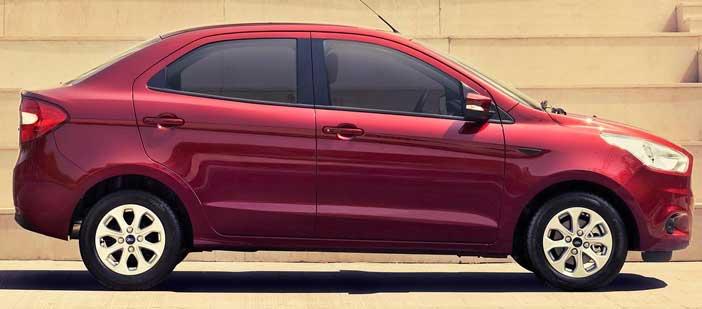 Ford Figo Aspire Diesel