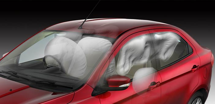 Ford Figo Aspire Airbags