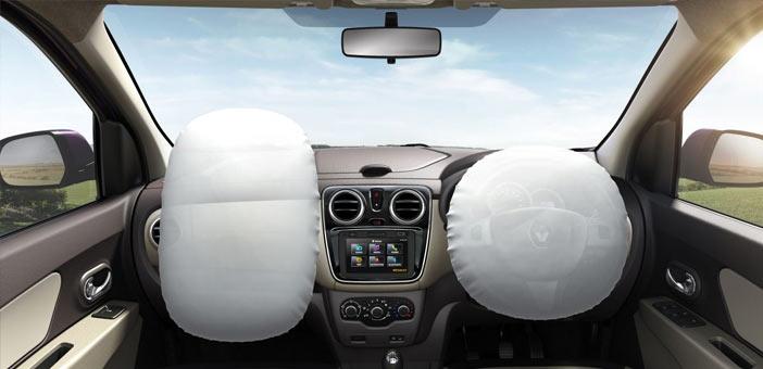 Renault Lodgy Dashboard