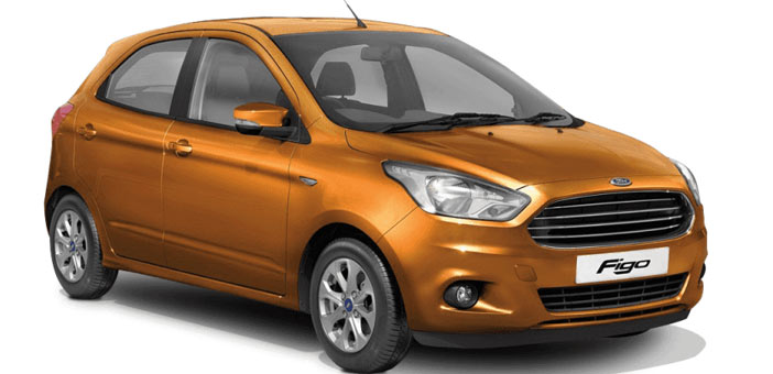 Ford Figo Diesel 1.5MT Titanium Plus