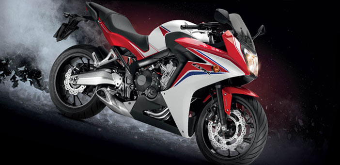 Honda CBR650F Review