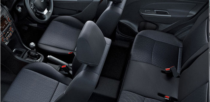 Maruti Swift Diesel Interior