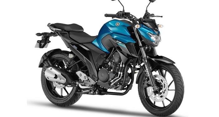 Yamaha FZ25 Front