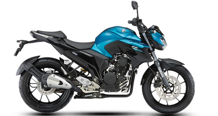 Yamaha FZ25 Review – Engine, Performance, Ride, Handling & Prices