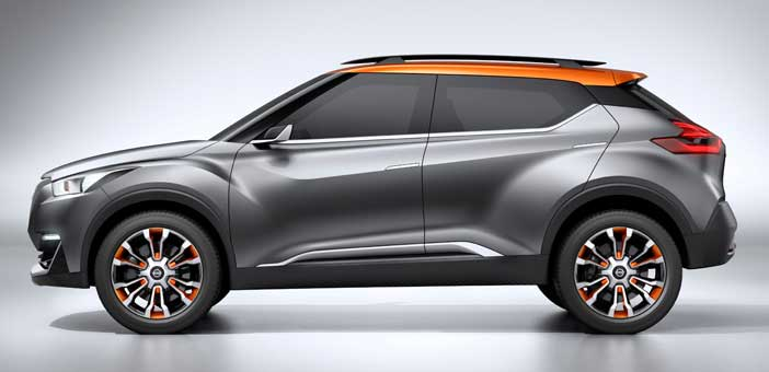 With The Success Of Terrano Which Was Based On Renault Platform Nissan Finally Decided To Go Ahead Its Own Suv Kicks Is V Similar